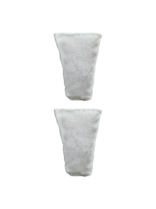 Double pack rock crystal bags