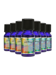 Set 12 Colour Rays - Elohim - essential oils