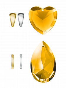 Crystals Gold