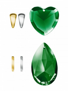 Crystals Green