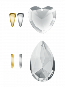 Crystals White