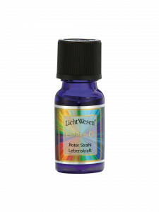 60 - Red Ray Elohim - essential oil